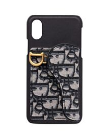 Christian Dior Saddle iPhone X Case