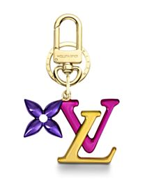 Louis Vuitton New Wave Bag Charm And Key Holder M63749 Golden