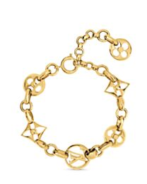 Louis Vuitton Crazy In Lock Bracelet M69583 Golden