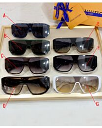 Louis Vuitton Crystal-trimmed Sunglasses
