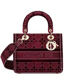 Christian Dior Medium Lady D-Lite Bag