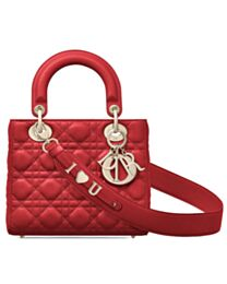 Christian Dior My ABCDior Lambskin Bag