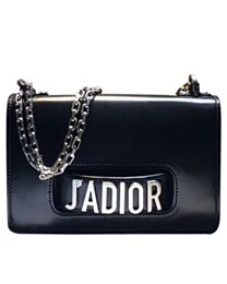Christian Dior J'ADIOR Flap Bag With Chain In Calfskin M9000
