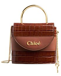Chloe Small Aby Lock Bag