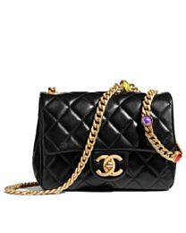 Chanel Flap Bag AS2379 Black