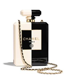 Chanel Evening Bag Cream