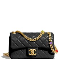 Chanel Flap Bag AS2380 Black