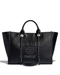 Chanel Tote Bag A57067 Black