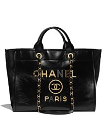 Chanel Large Tote A66941 Black