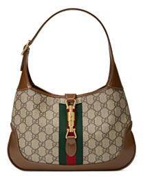 Gucci Jackie 1961 small hobo bag 636706 Coffee