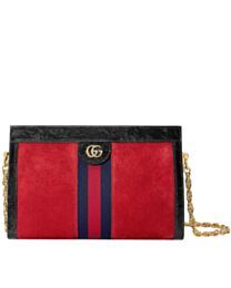 Gucci Ophidia small shoulder bag 503877 Red