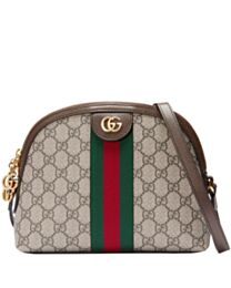 Gucci Ophidia GG small shoulder bag 499621 Dark Coffee