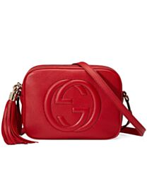 Gucci Soho small leather disco bag 308364