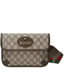 Gucci GucciTotem GG Supreme messenger 489617 Coffee