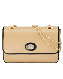 Gucci Leather small shoulder bag 576421