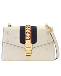 Gucci Sylvie Bee Star small shoulder bag 524405