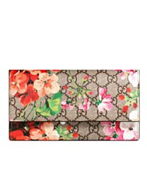 Gucci GG Blooms Continental Wallet 404070