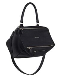 Givenchy Medium Pandora bag in grained leather BB05250013 Black
