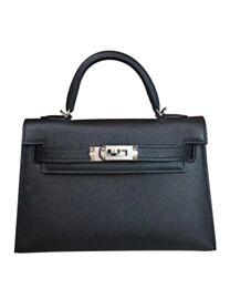 Hermes Kelly Bag 19 Epsom Leather