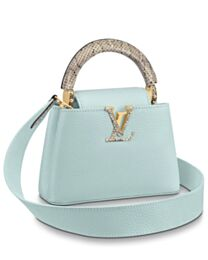 Louis Vuitton Capucines Mini M55920 M55923