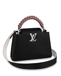 Louis Vuitton Capucines BB M56408 Black