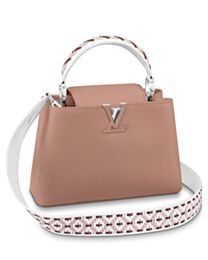 Louis Vuitton Capucines BB M57218 Pink