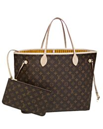 Louis Vuitton Monogram Neverfull M40990 M40991 M40992
