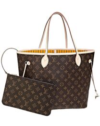 Louis Vuitton Monogram Neverfull M40995 M40996 M40997