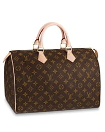 Louis Vuitton Speedy M41524 Brown