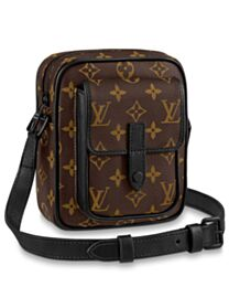 Louis Vuitton Christopher Wearable Wallet M69404 Brown