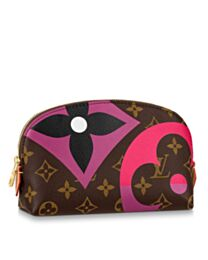 Louis Vuitton Game On Pochette Cosmetique M80283 Brown