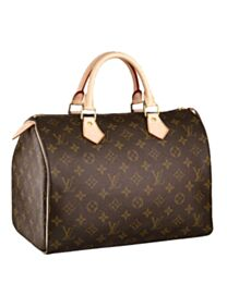 Louis Vuitton Speedy M41526 Brown