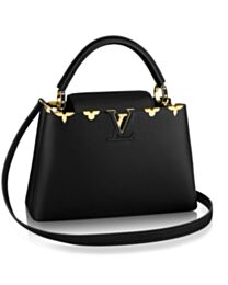 Louis Vuitton Capucine PM M54663 Black