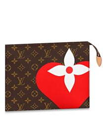 Louis Vuitton Game On Toiletry Pouch 26 M80282 Brown