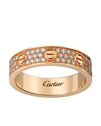 Cartier Love wedding band 4085800