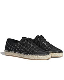 Chanel Men's Lace-Ups G36140