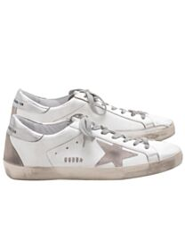 Golden goose deluxe brand sneakers superstar White