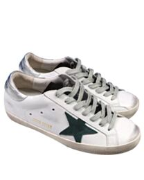Golden Goose Deluxe Brand Super Star Sneakers White