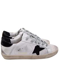 Golden Goose Deluxe Brand superstar trilogy sneakers White