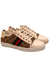 Gucci men's sneaker with Double G