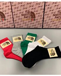 Gucci X The North Face Socks Polychrome