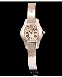 Cartier stainless steel Automatic Watch For Women Black