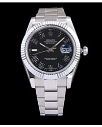 Rolex Stainless Steel Datejust Automatic Watches White