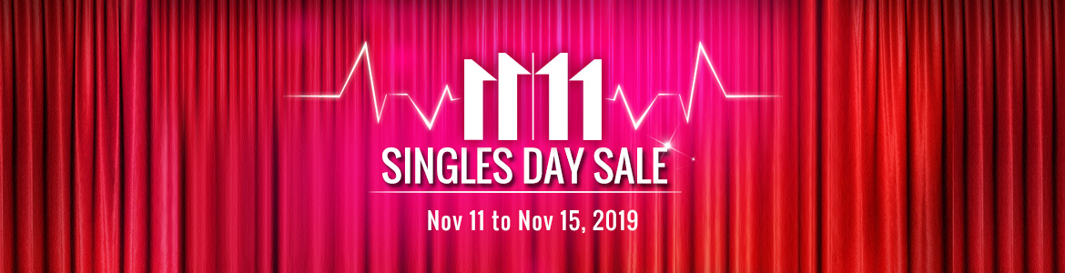 2019 11 11 singles day sale