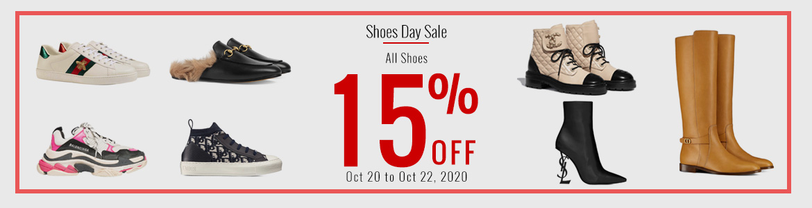 2020 oct shoes day sale