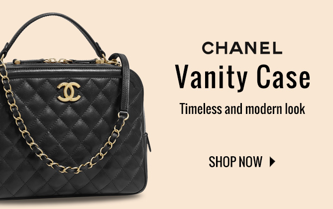 Chanel Vanity Case A57906