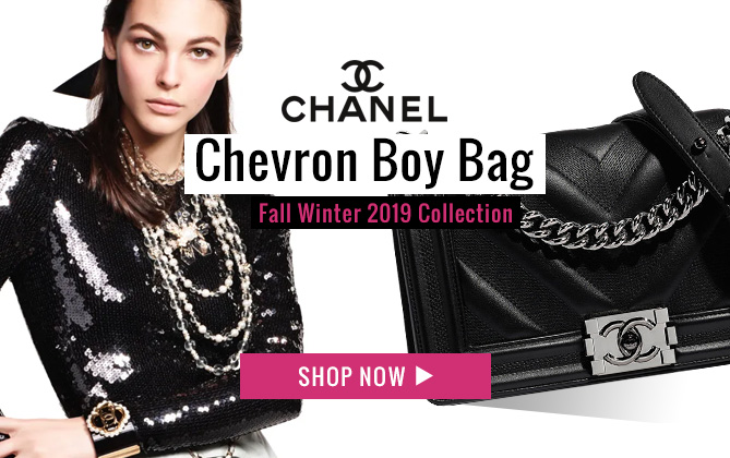 Chanel Boy Handbag A67086 Black